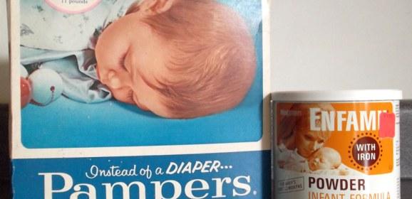 Этот день в истории: 27 апреля 1965 года — запатентованы подгузники «Памперс»