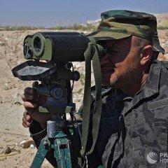 Сирийская армия на подступах к осажденному Дейр-эз-Зору