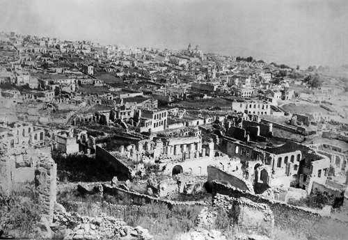 День памяти геноцида армян