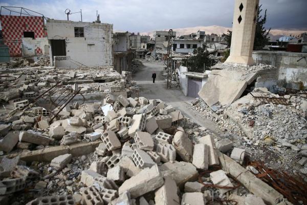 Ливан готовится заработать на восстановлении Сирии