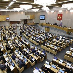 Госдума обсудит перенос выборов президента на 18 марта и отмену открепительных