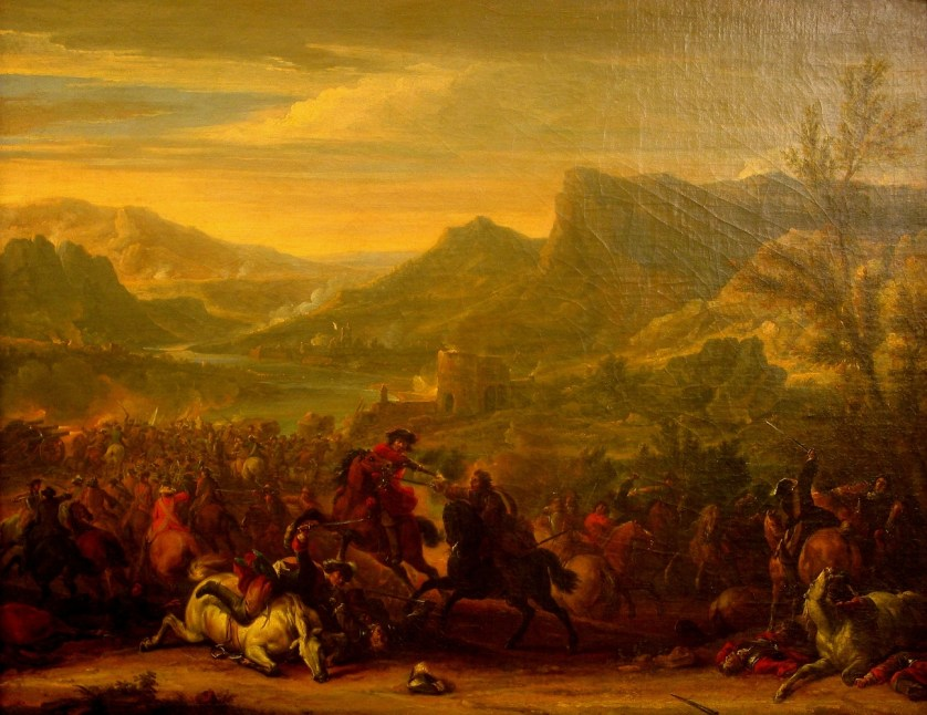 Этот день в истории: 19 апреля 1706 года — победа французов в битве при Кальчитано