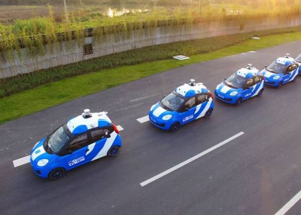 الذكاء الصناعي للتحكم بالمركبات ذاتية القيادة