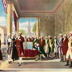 Этот день в истории: 30 апреля 1789 года  — инаугурация первого президента США