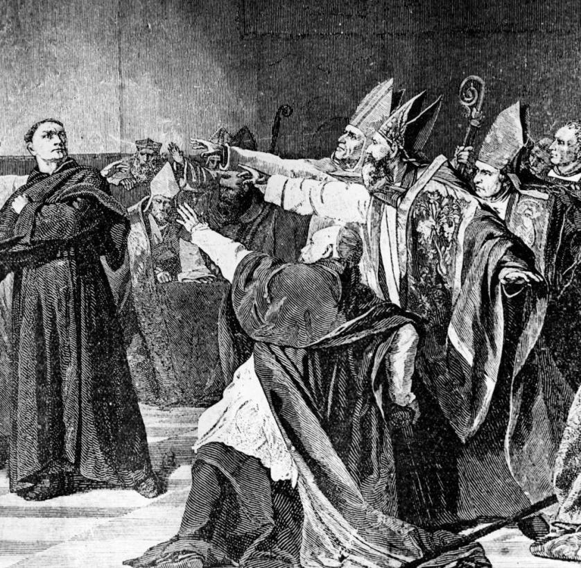 Этот день в истории: 26 мая 1521 года — Вормсский эдикт, осудивший Мартина Лютера