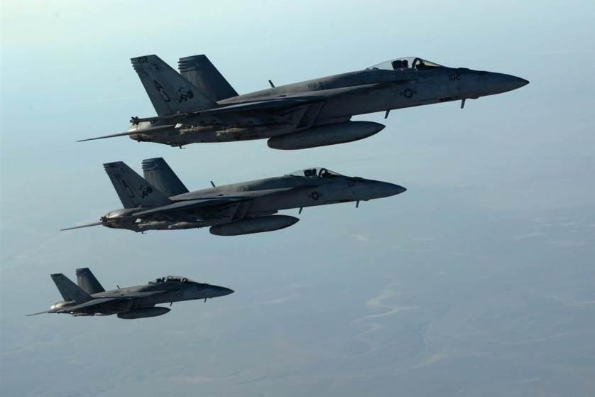 Жертвами удара ВВС коалиции в Сирии стали 16 мирных жителей