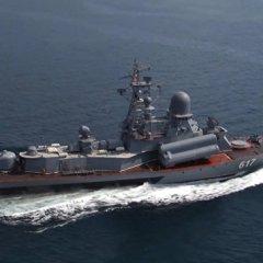 В Средиземноморье начались учения ВМФ России