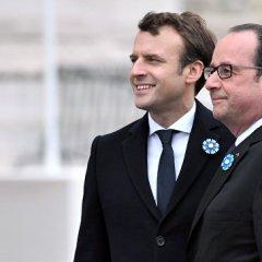 Экс-премьер Франции назвал Олланда и Макрона «подлецами»