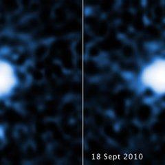 «Хаббл» нашел луну у крупнейшей безымянной планеты Солнечной системы