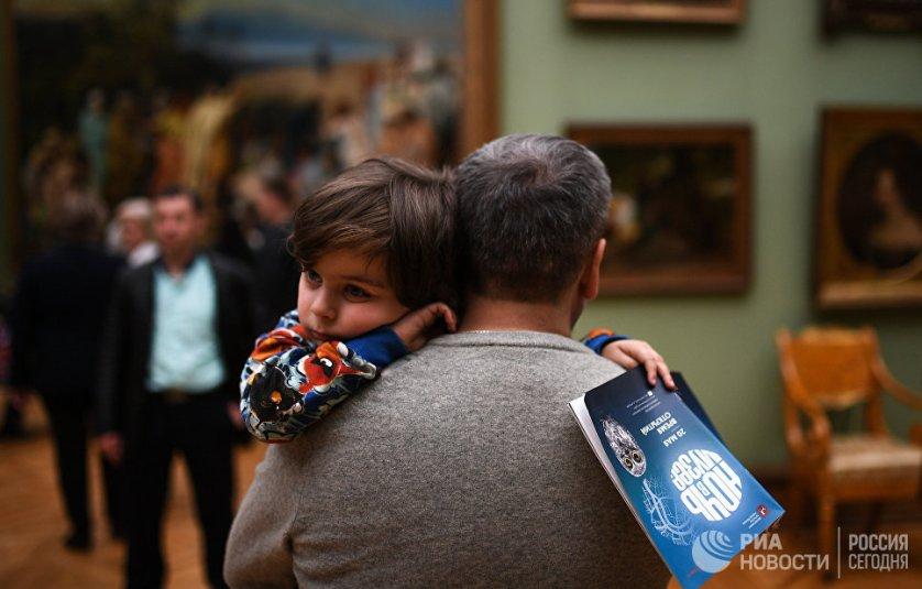 """""""Ночь музеев"""" - это международная акция, приуроченная к Дню музеев, который ежегодно во всем мире отмечается 18 мая."""