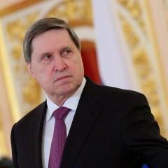 Ушаков: Москва готова на ответные меры, если США не вернут изъятую дипсобственность РФ