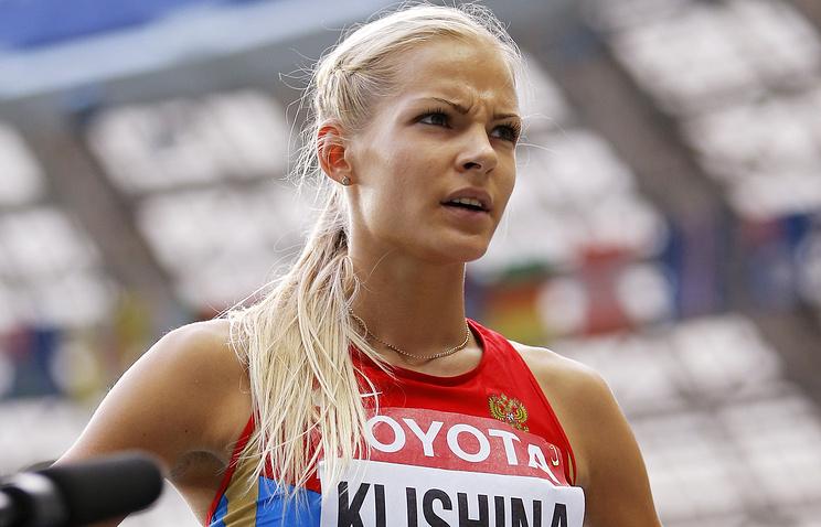 Борзаковский: легкоатлетка Клишина показала достойный результат на турнире в Юджине