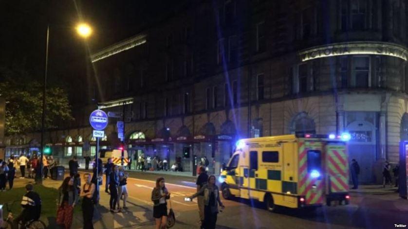 هجوم مانشستر.. الشرطة تعتقل ثلاثة أشخاص
