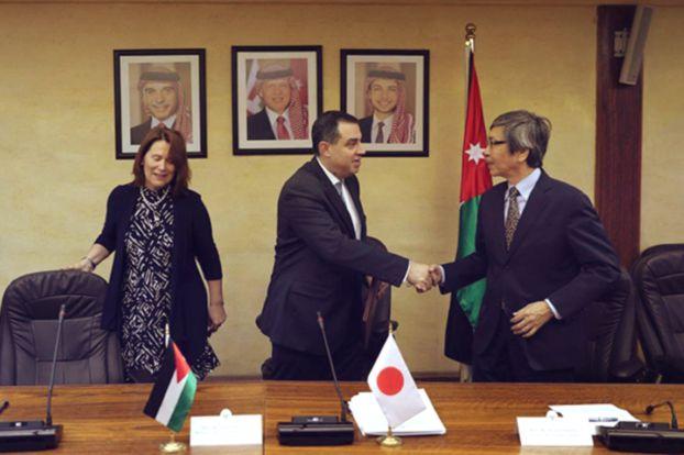 اليابان تدعم قطاع المياه الأردني بـ22 مليون دولار
