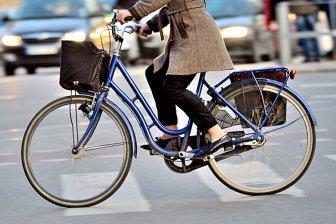 Создан велосипед, который может очищать воздух