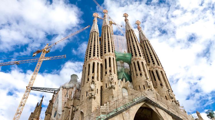 موسكو تحتضن معرضا يحكي قصة كاتدرائية العائلة المقدسة في برشلونة