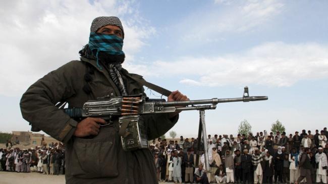 При нападении талибов на базу погибли порядка 15 афганских военнослужащих