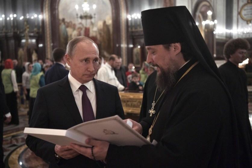 Süddeutsche Zeitung (Германия): Россия: реликвии для народа