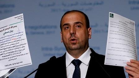 Наср аль-Харири.