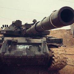 МО РФ: три населенных пункта в районе Пальмиры перешли под контроль сирийской армии