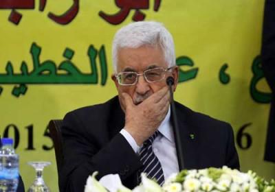ابو مازن سيفاجيء الفلسطينيين والعالم