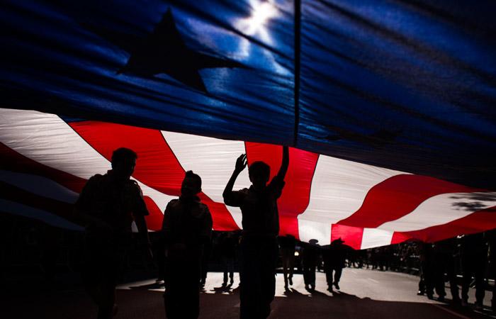 64% американцев назвали Россию враждебной США страной
