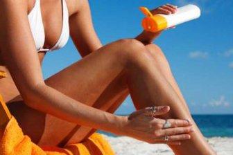 Применение солнцезащитных кремов может вызвать недостаток витамина D
