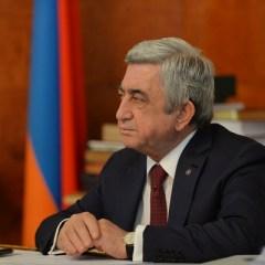 Серж Саргсян: Мы не собираемся приносить в жертву свои жизни и свободу