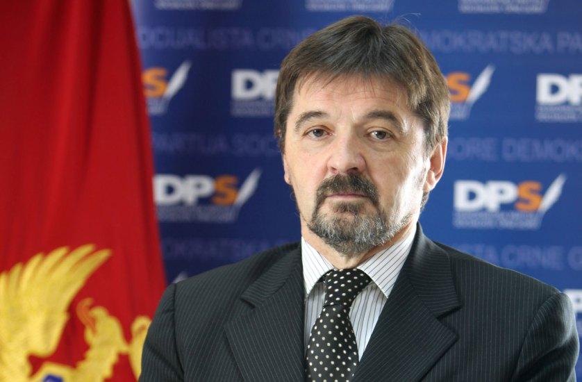 Черногорский депутат Миодраг Вукович находится в российском санкционном списке