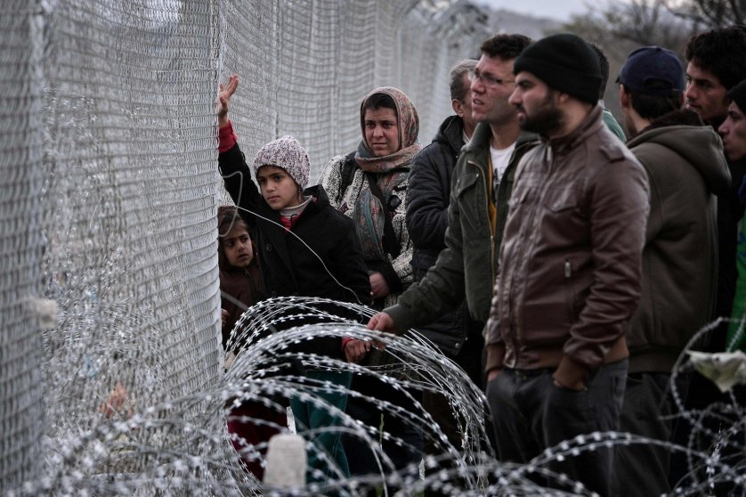 Число беженцев из Сирии достигло 5,1 млн, но принимать их хотят не все