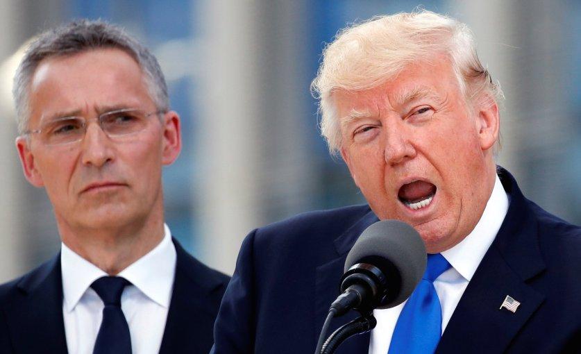В Кремле объяснили заявления Трампа о российской угрозе