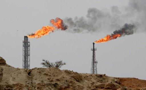 إيران تبدأ تصدير الغاز الى العراق بموجب اتفاقية كبيرة