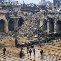 Российский дипломат описала в книге историю освобождения Алеппо