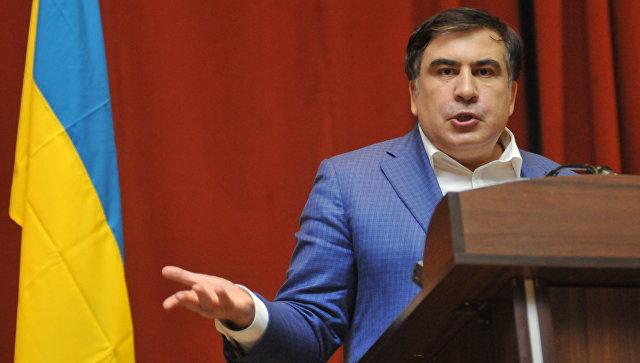 Саакашвили нельзя экстрадировать в Грузию, заявил замгенпрокурора Украины