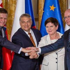 Посиделки в Варшаве: «старики» и «молодые» члены ЕС встретились просто так