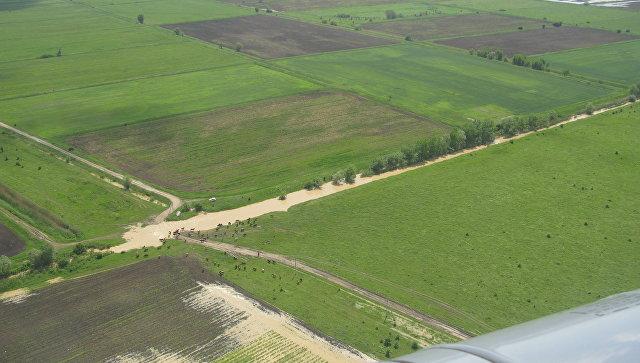 Власти оценили ущерб от паводка в Адыгее