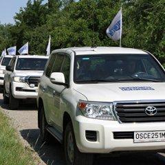 В ДНР задержали вооруженных людей, напавших на патруль ОБСЕ