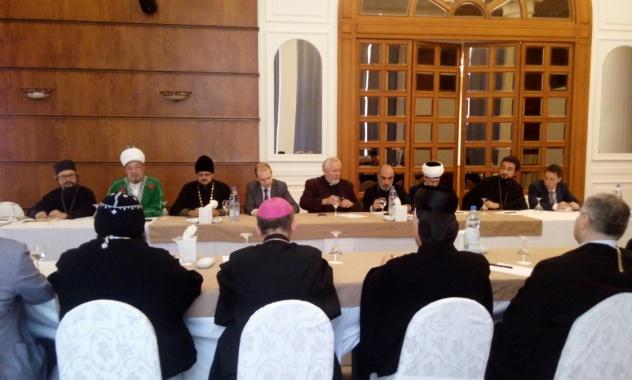 В Бейруте прошел круглый стол, посвященный обсуждению совместных гуманитарных инициатив российских религиозных общин