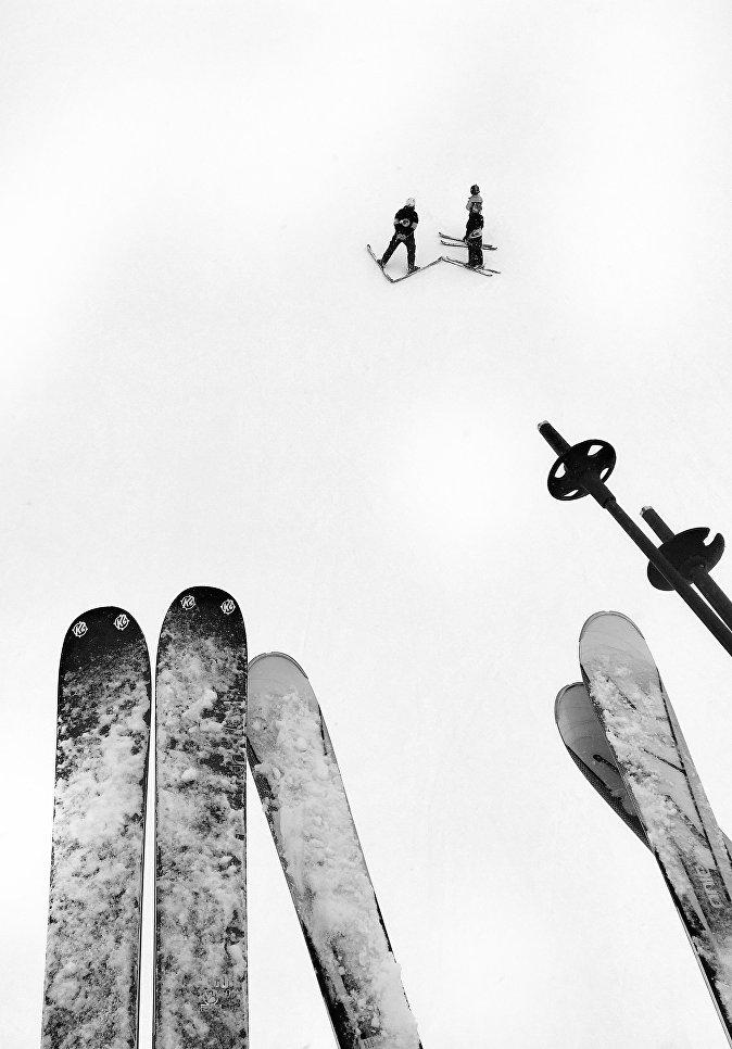 """Работа фотографа из США Ника Тромбола, занявшая 1-ое место в категории """"Образ жизни""""."""