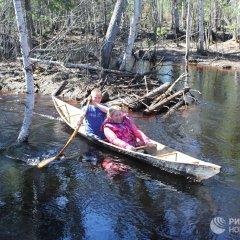 السياحة في منطقة يوغرا في وسط روسيا