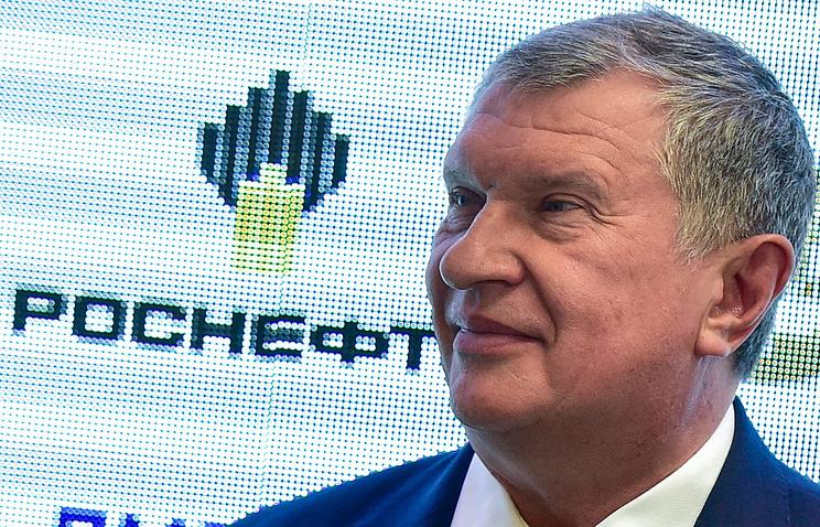 Сечин: эффект от интеграции «Башнефти» в «Роснефть» уже составил 40 млрд рублей