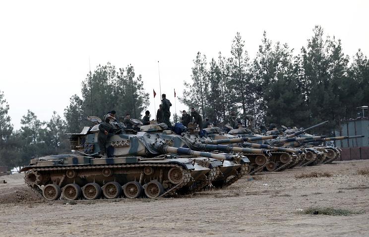 Представитель Эрдогана заявил о возможной отправке войск Турции и РФ в Идлиб
