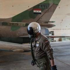 الطيارون الأمريكيون طلبوا إسقاط مقاتلات سورية 3 مرات في شهر