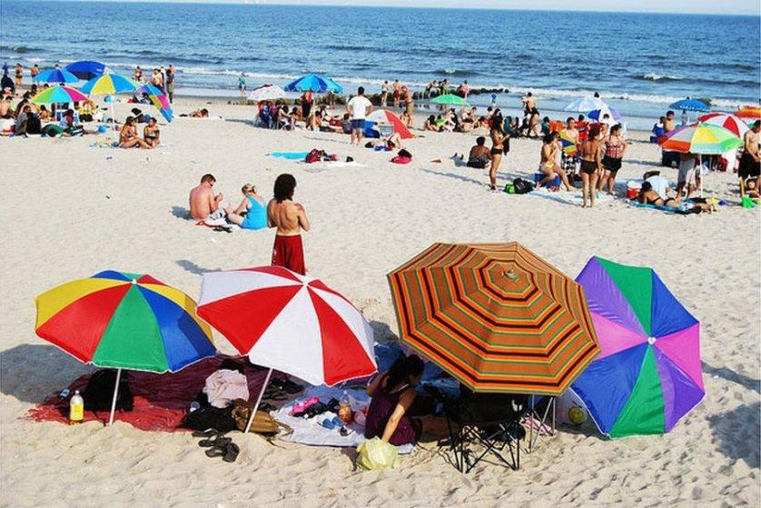 Администрации Зеленоградска удалось сохранить исчезающий городской пляж