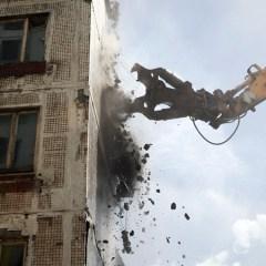 Совет Федерации одобрил закон о реновации в Москве