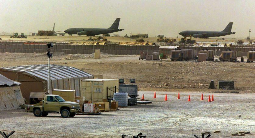 """مستقبل قاعدة """"العديد"""" العسكرية الأمريكية في قطر على صفيح ساخن"""