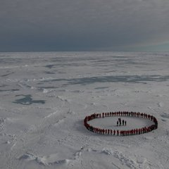 Британский путешественник собирается доплыть до Северного полюса на яхте