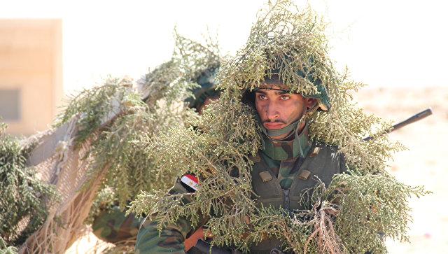 В Египте после реконструкции открылась крупнейшая в регионе военная база