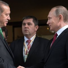 Ушаков: Путин и Эрдоган обсудят в Гамбурге «Турецкий поток» и АЭС «Аккую»