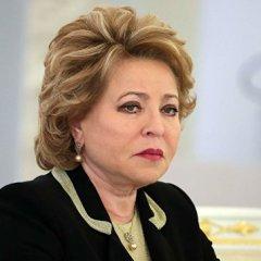 Матвиенко рассказала об ответе РФ на ужесточение правил въезда на Украину